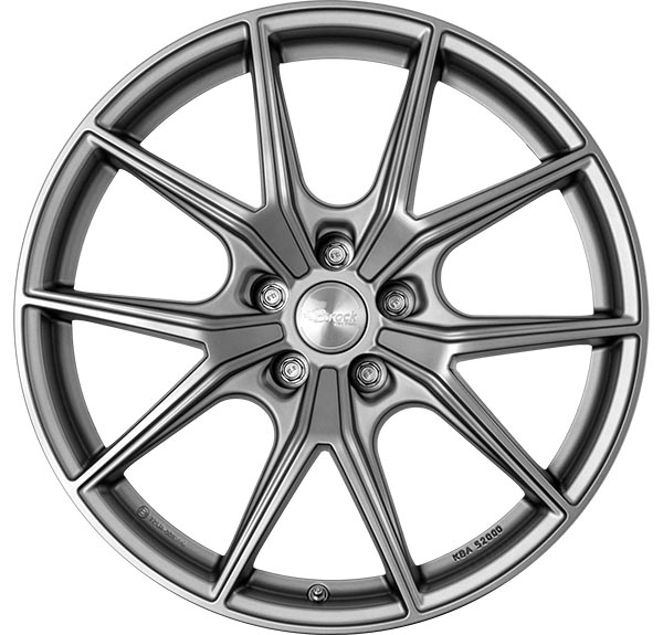brock b40 light alloy wheels in 19 and 20 inch with abe ece 09 Audi S4 4.2 brock b40