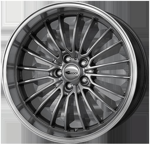 brock b24 gp csshp brock alloy wheels. Black Bedroom Furniture Sets. Home Design Ideas
