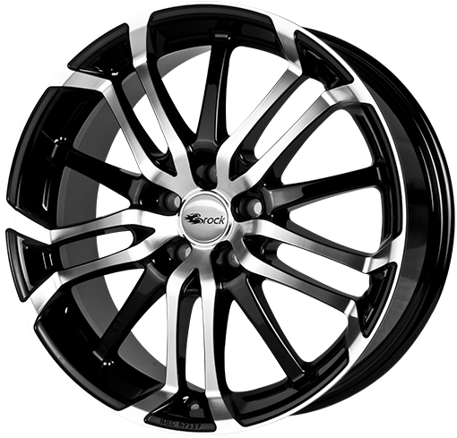 brock b26 sgvp brock alloy wheels. Black Bedroom Furniture Sets. Home Design Ideas