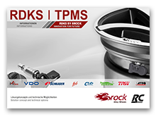 Brock und RC-Design RDKS_TPMS_Brock 2015