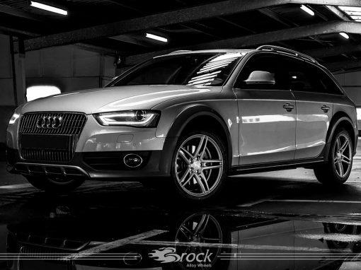 Audi A4 Allroad Brock B33 KS