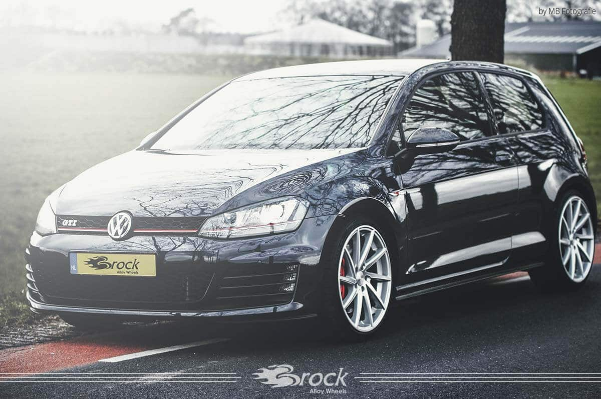 VW Golf VII GTI Brock B37 KSVP