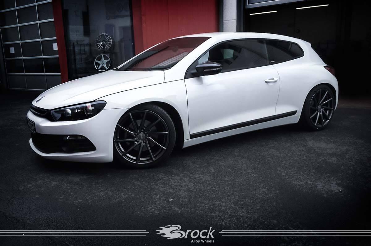 VW Scirocco Brock B37 DS