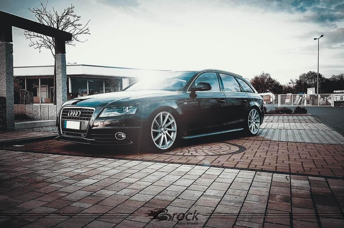 Audi A4 B8 Brock B37 KSVP