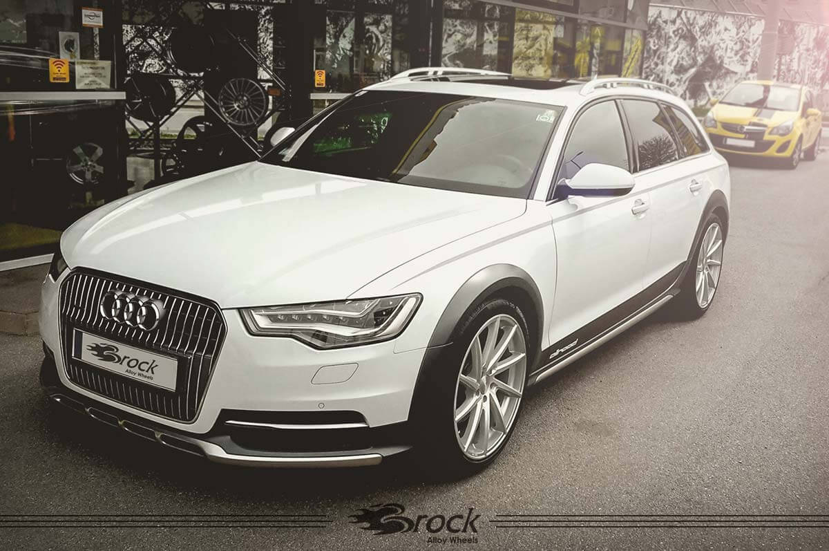 Audi A6 Allroad Brock B37 KSVP