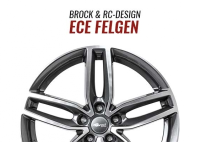 ECE-wheels by Brock Alloy Wheels and RC-Design
