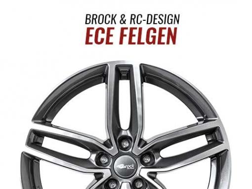 ECE-Felgen von Brock und RC-Design