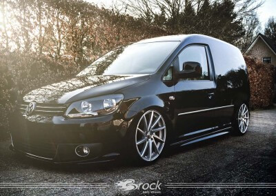 VW Caddy Brock B37 KSVP