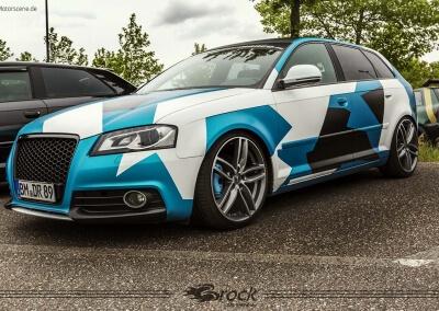 Audi A3 RC-Design RC29 HGVP Felgen