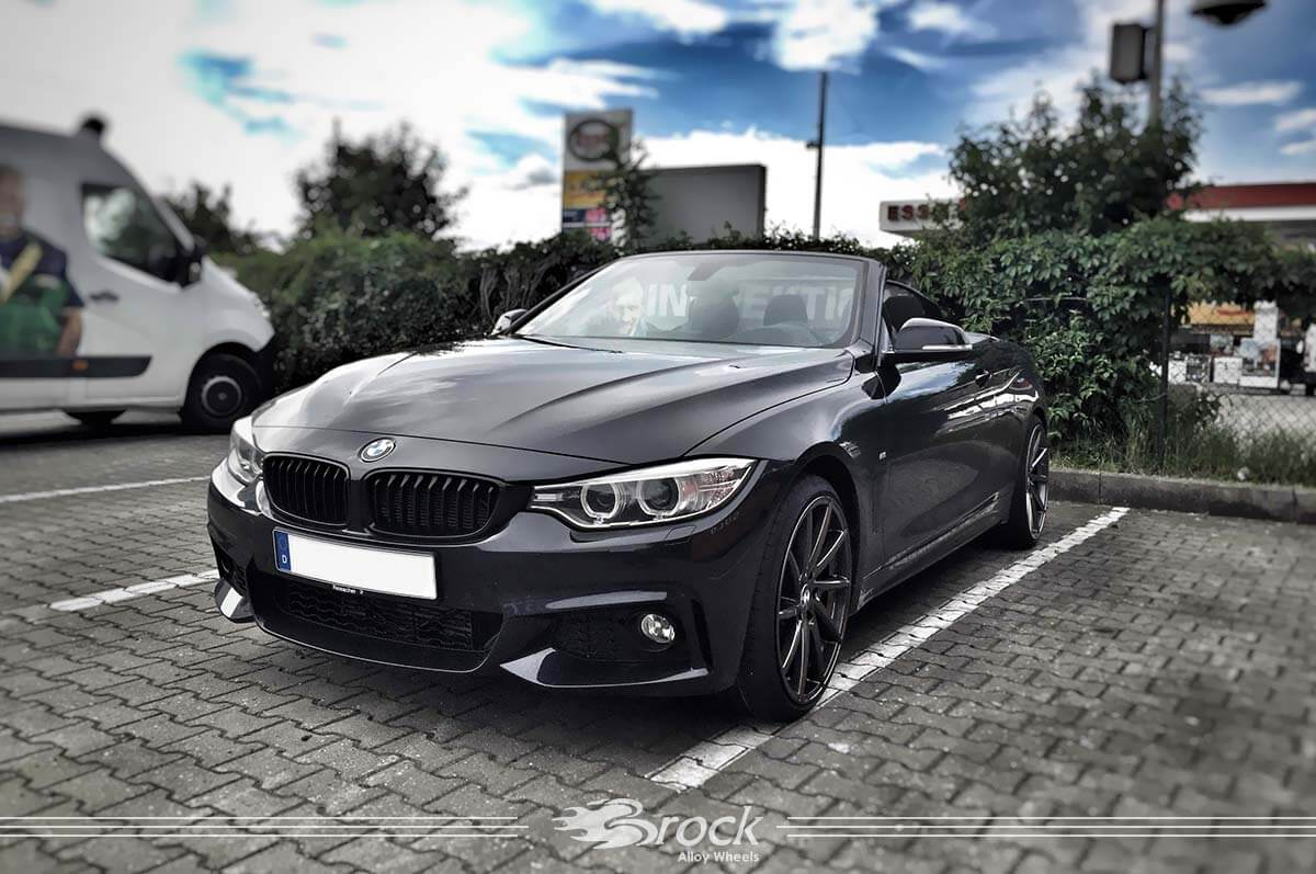 BMW 4er Brock B37 DS Felgen