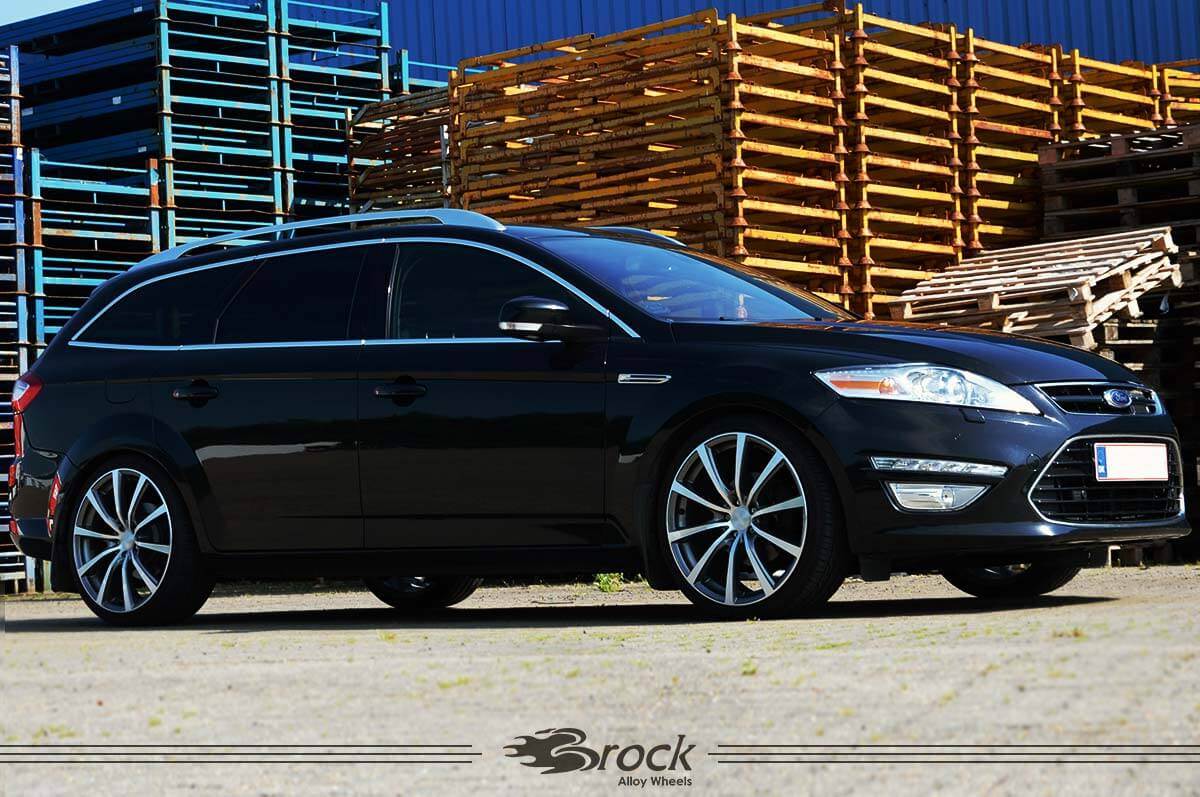 ford mondeo brock b32 hgvp felgen brock alloy wheels
