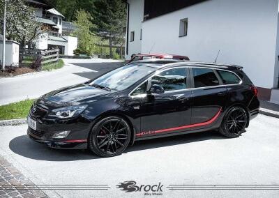 Opel Astra J Sports Tourer B34 SKM 859 Felgen