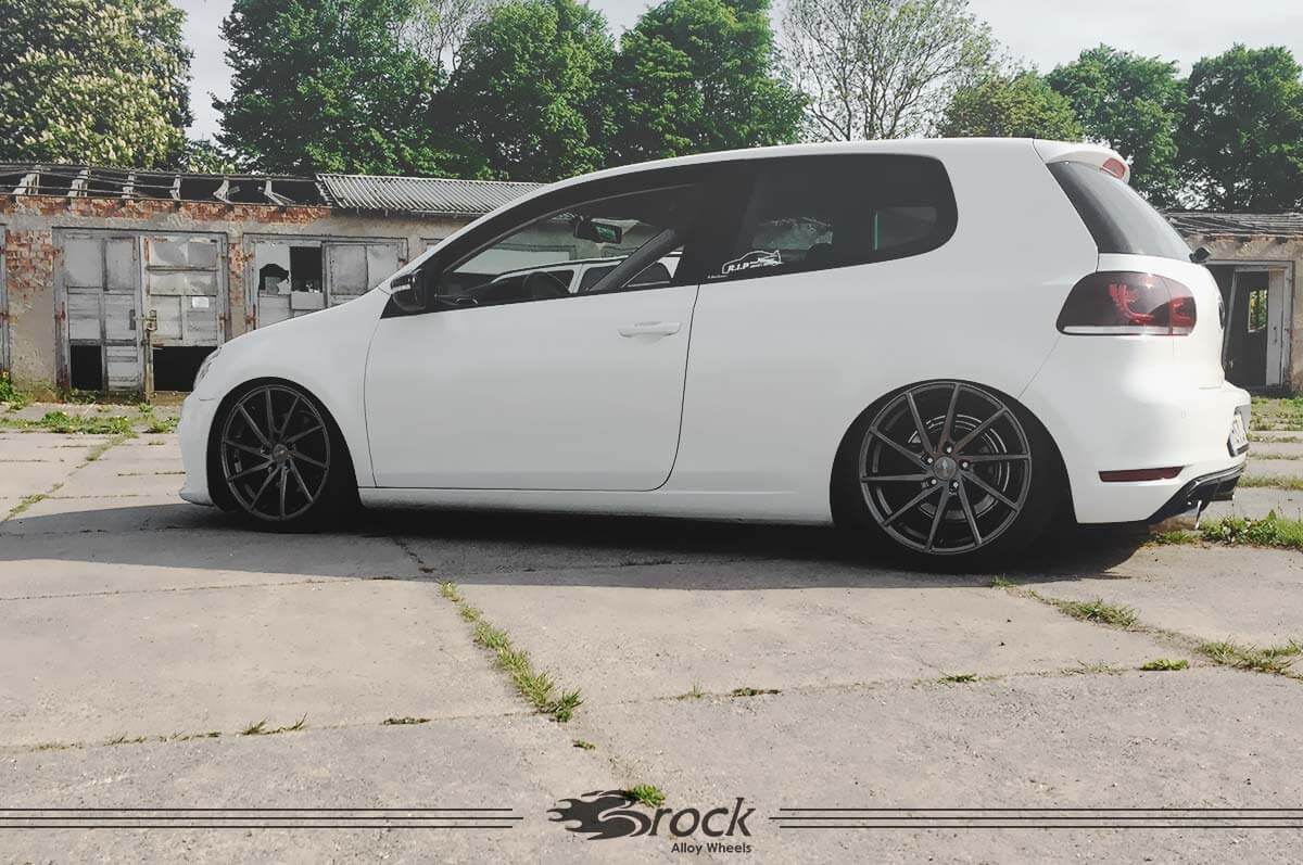 VW Golf VI Brock B37 DS Felgen