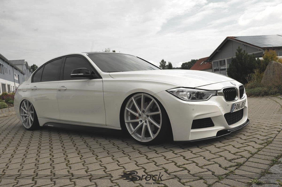 bmw 3er f30 brock b37 ksvp brock alloy wheels. Black Bedroom Furniture Sets. Home Design Ideas