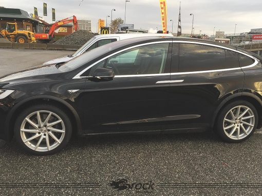 Tesla Model X Brock B37 9×20 5×120 ET35 KSVP