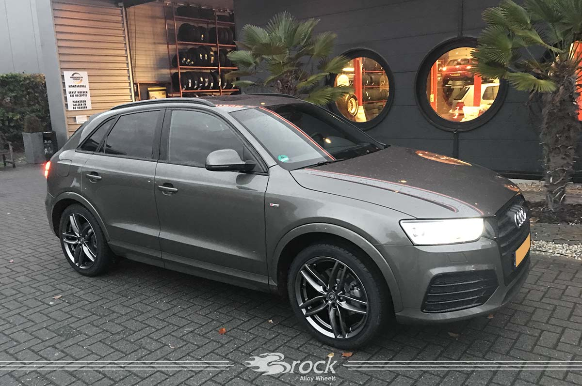 audi q3 felgen rc29 ds brock alloy wheels. Black Bedroom Furniture Sets. Home Design Ideas