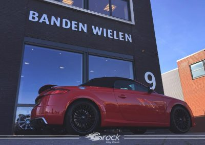 Audi TT Brock B24 8x18 5x112 SG