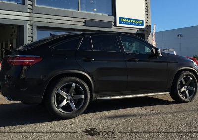 Mercedes Benz GLE Brock B35 9x20 5x112 TM 1