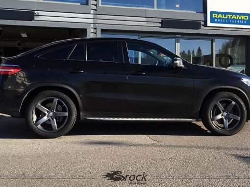 Mercedes Benz GLE Brock B35 9×20 5×112 TM