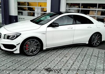 Mercedes Benz CLA Felge Brock B37 DS