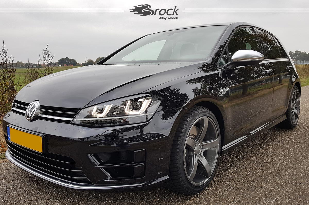 VW Golf R Brock B35 TM
