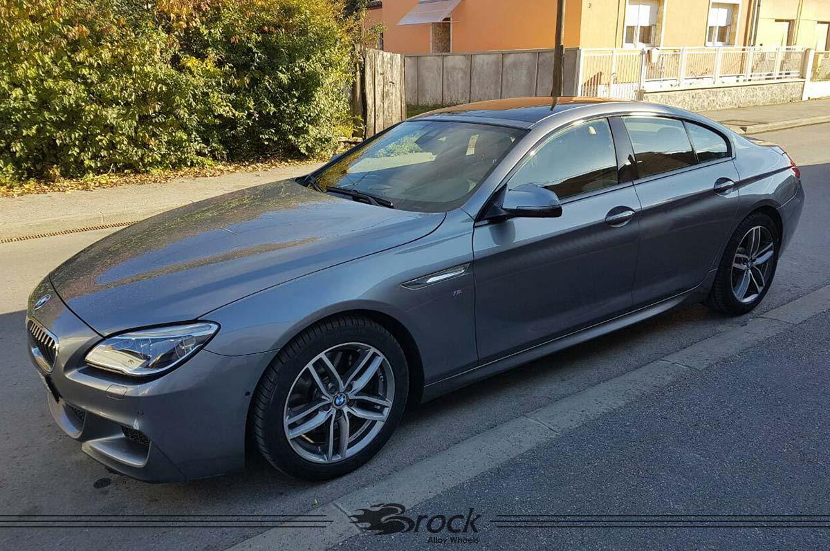 BMW 640D X DRIVE RC29 HGVP Felge 8.0x18