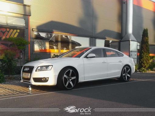 Audi A5 Felge Brock B35 SMVP 9.0×20