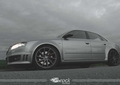 Audi RS4 Felge Brock B37 DS 8.5×19