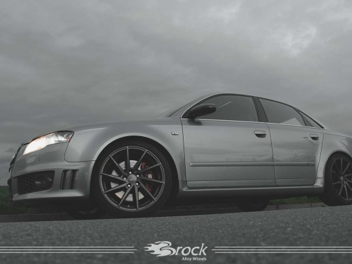 Audi RS4 Felge Brock B37 DS 8.5×19
