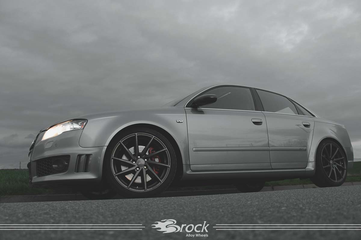 Audi RS4 Felge Brock B37 DS 8.5x19