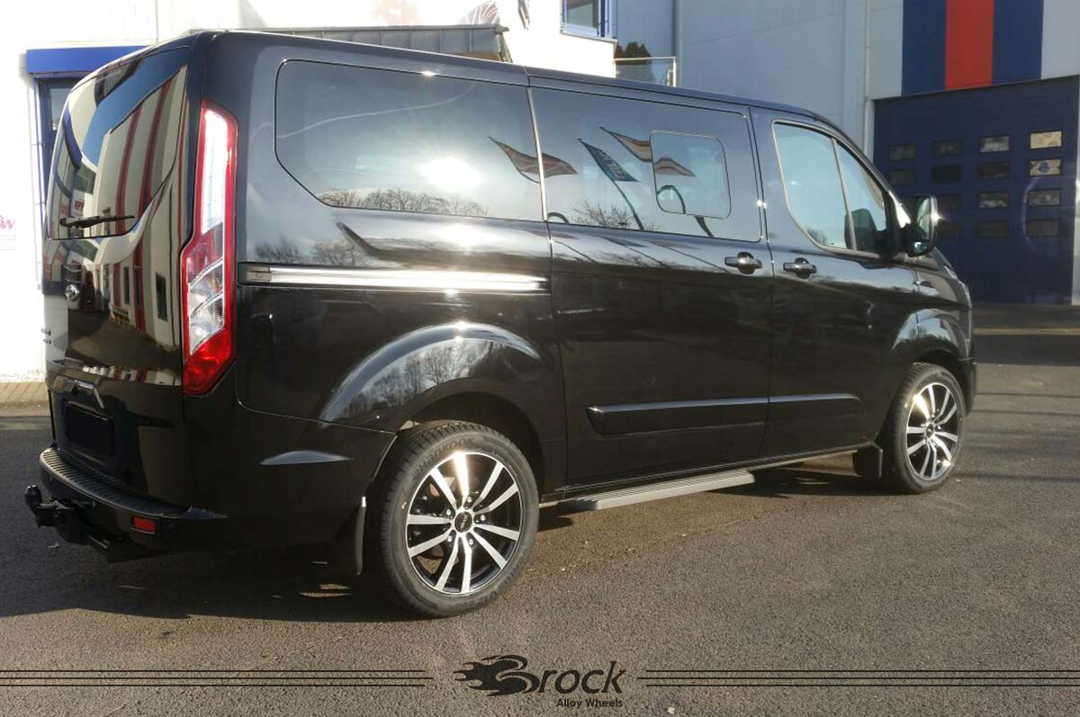 ford tourneo rc design rc25t sgvp brock alloy wheels. Black Bedroom Furniture Sets. Home Design Ideas