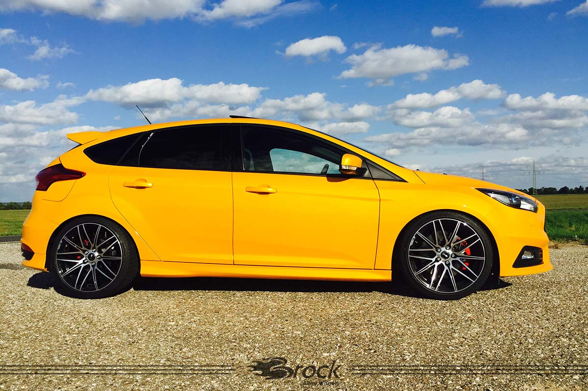 Ford Focus ST Brock B34 SGVP