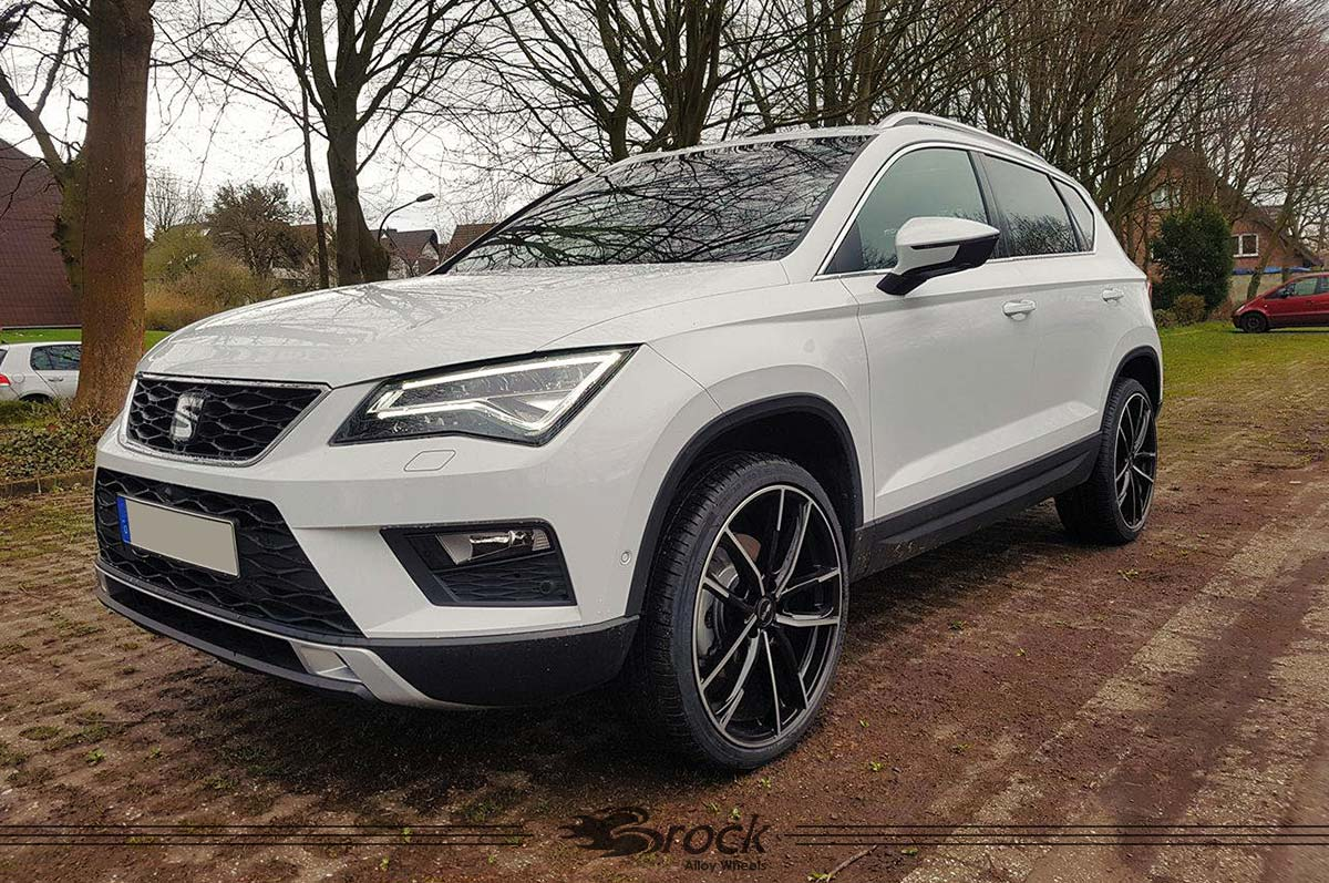 seat ateca brock b38 sgvp brock alloy wheels. Black Bedroom Furniture Sets. Home Design Ideas