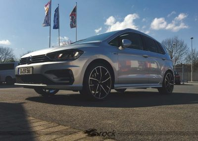VW Golf Plus R-Line Brock B38 SGVP