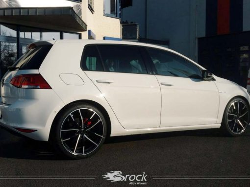 VW Golf VI Brock B38 SGVP