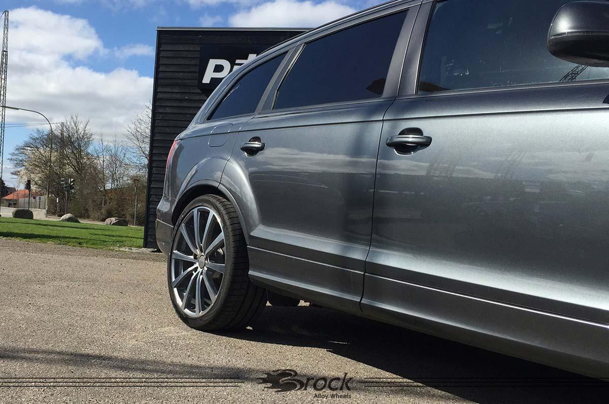 Audi Q7 Brock B32 HGVP