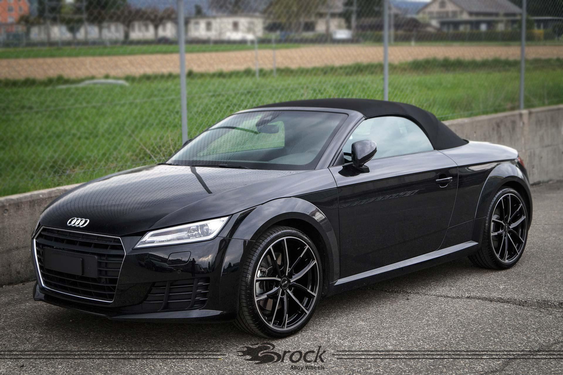 Audi TT 8S Brock B38 SGVP
