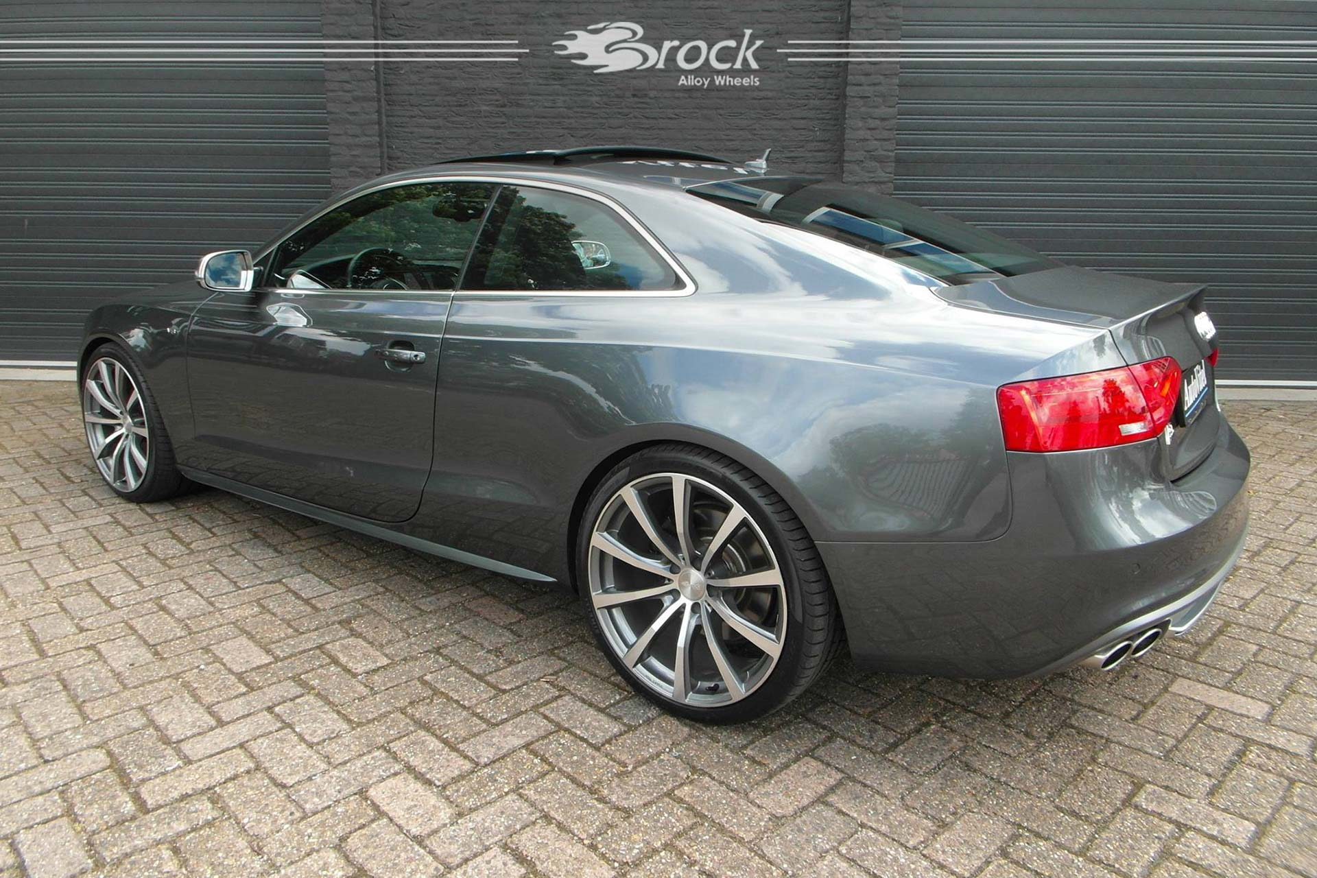 Audi S5 Coupe Brock B32 9520 HGVP