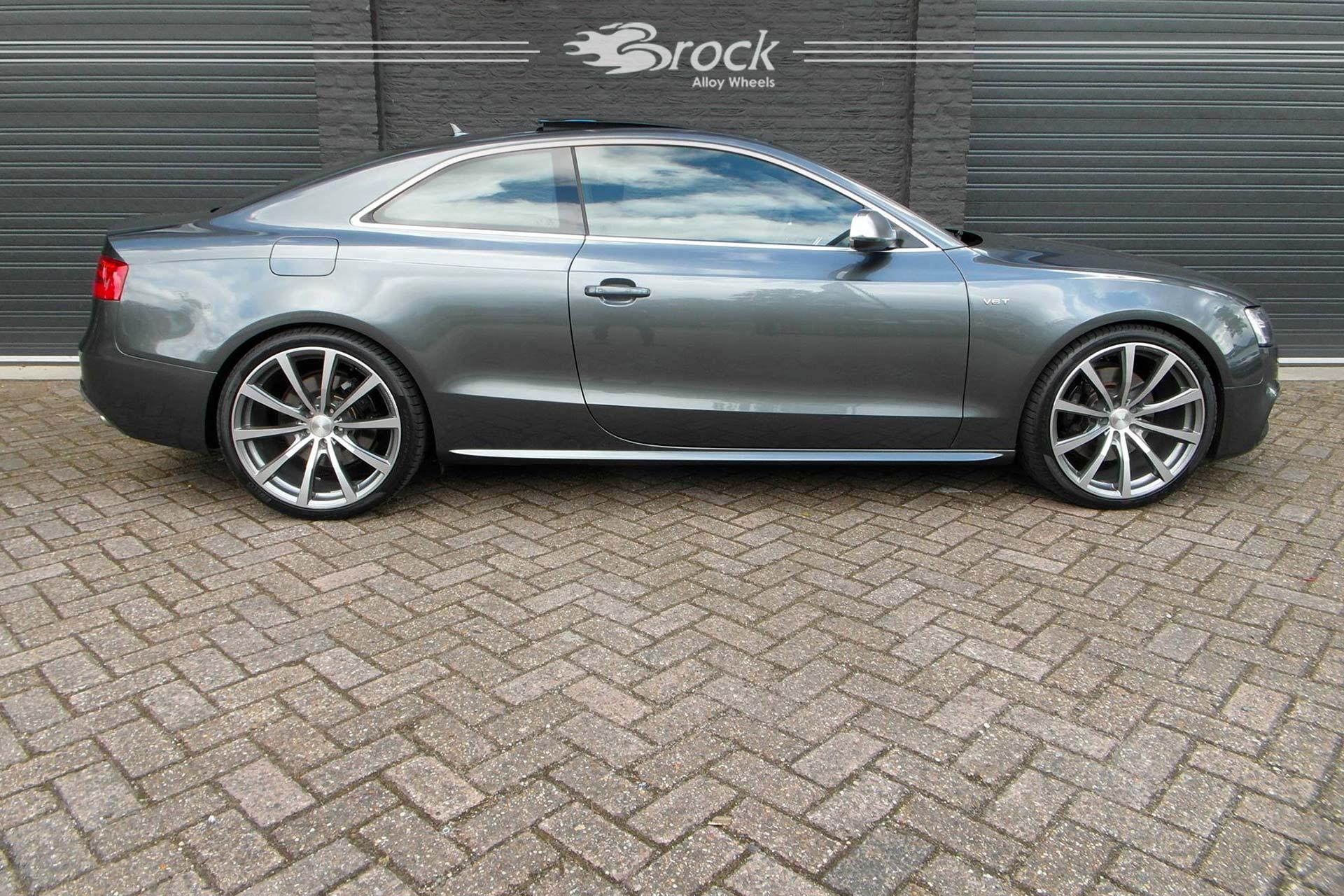 Audi S5 Coupe Brock B32 9520 HGVP