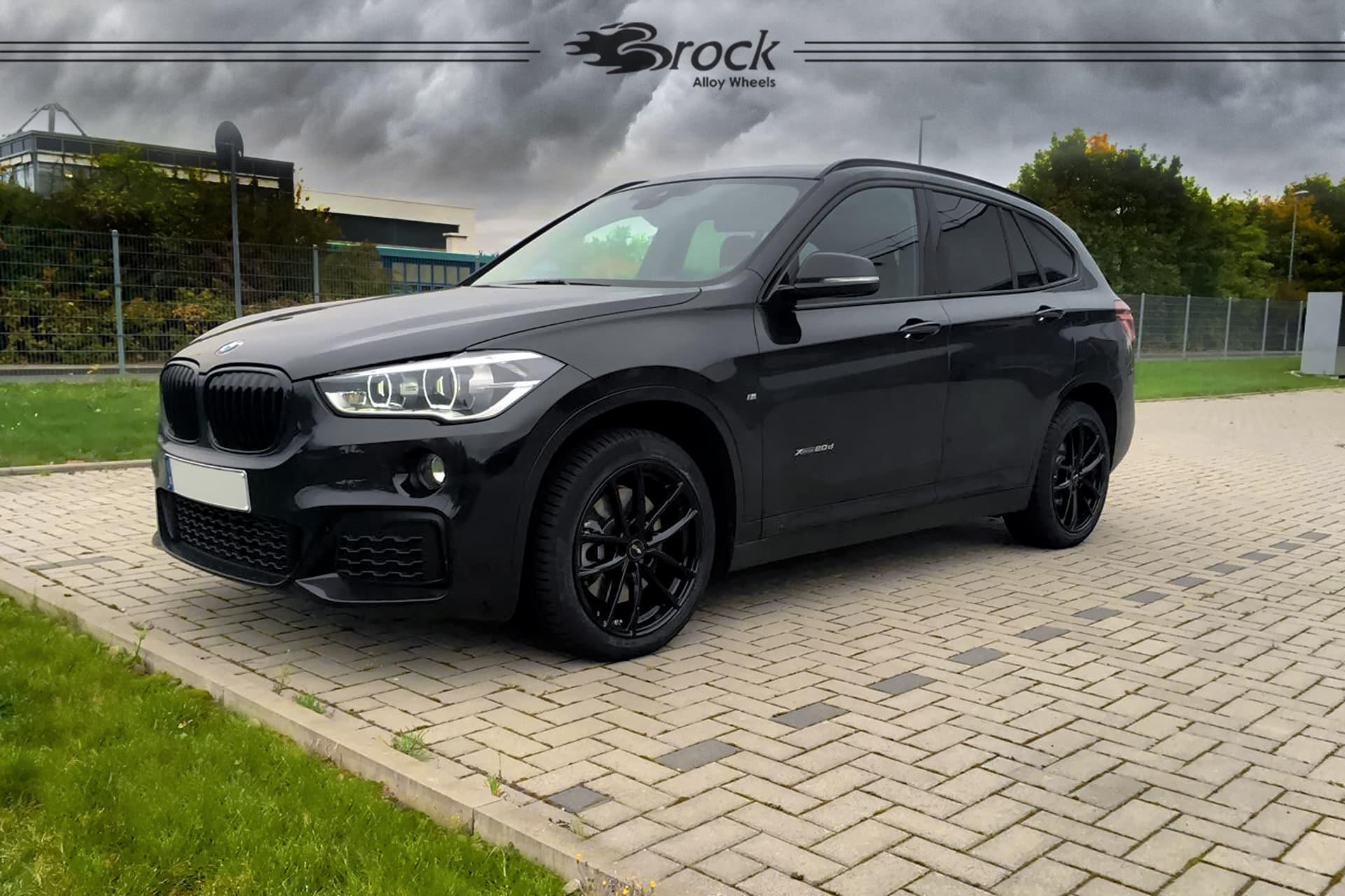 BMW X1 F48 F1X Brock B38 SG 18Zoll