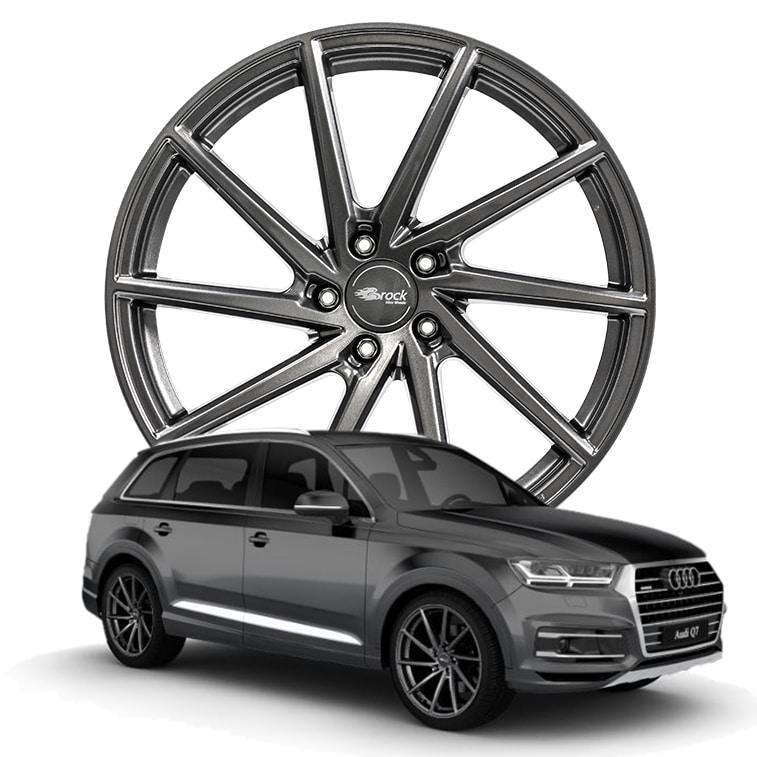 Audi Q7 Brock B37 DS