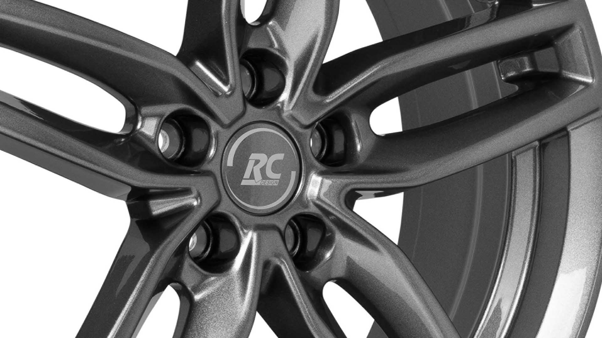 Rc Design Rc29 Creative Double Spoke Wheel In 17 To 20 Inches Oem Audi Wheels Database Felgendetail 4