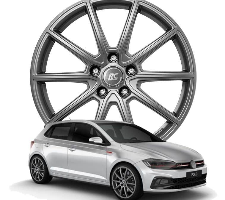 VW Polo GTi (AW) – RC-Design RC32 FGM