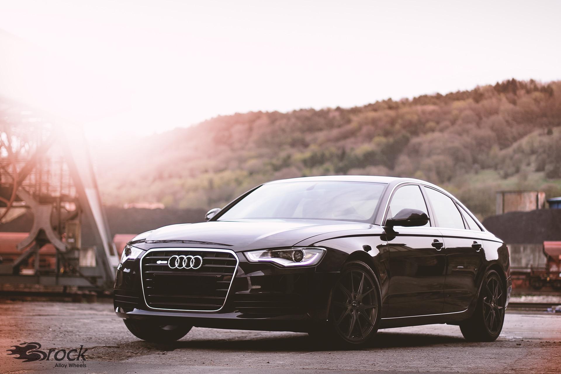 Audi A6 Brock B40 SBM