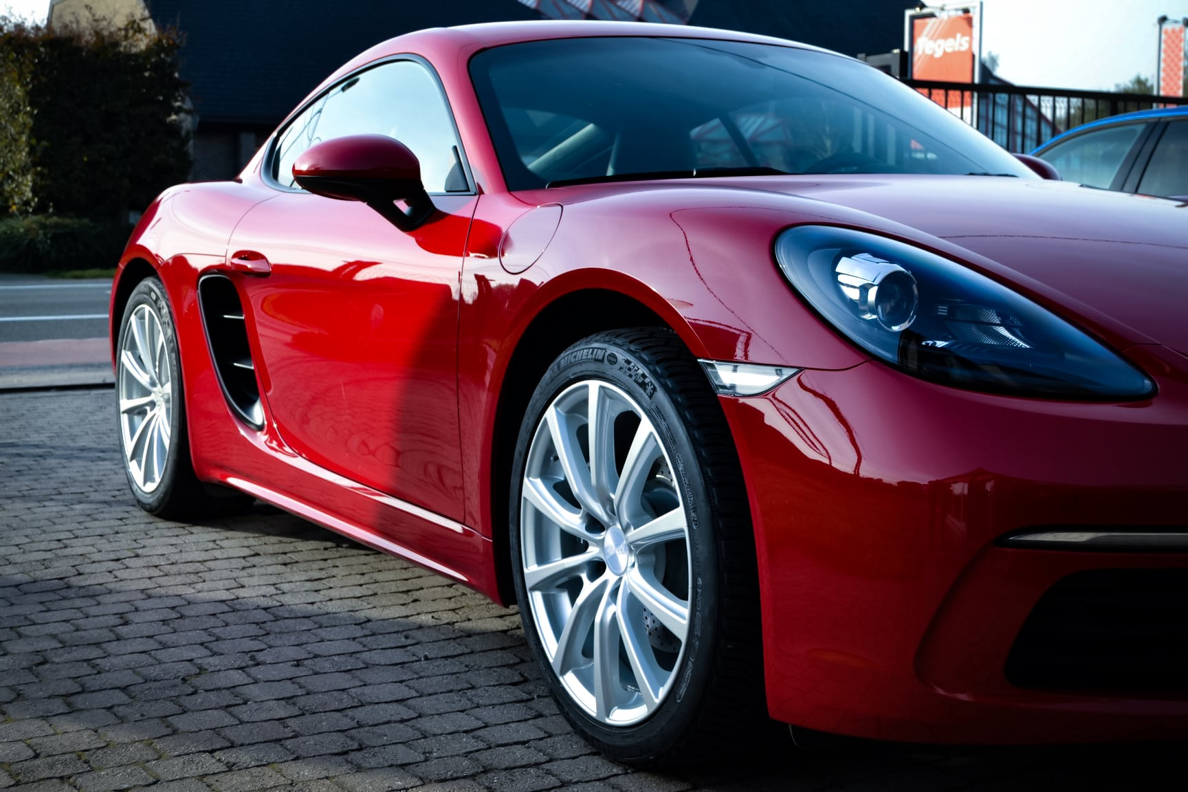 Porsche 718 Cayman Brock B32 KS