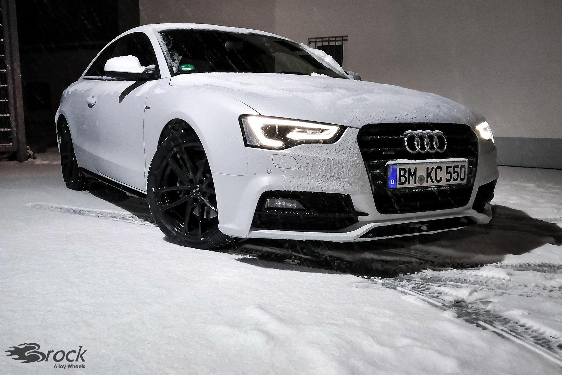 Audi A5 Brock B38 SG