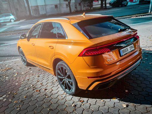 Audi Q8 4L