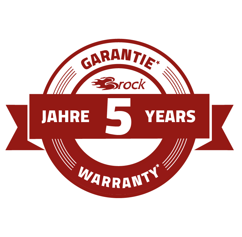 Wheels with 5 years warranty