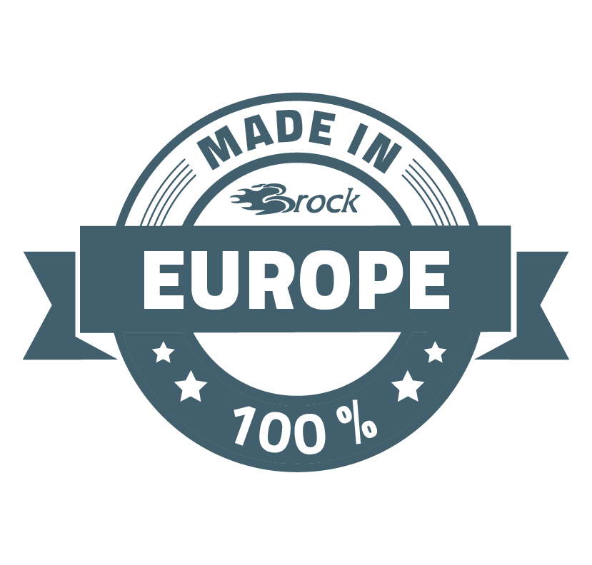 100% Made in Europe