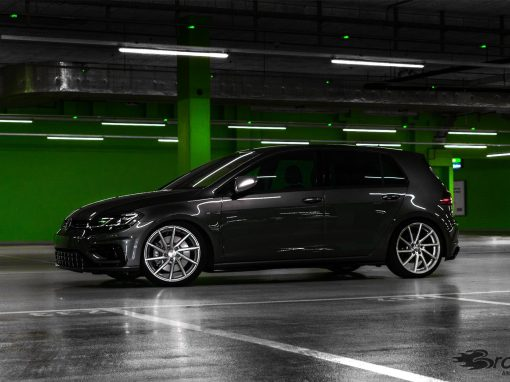 VW Golf VII R Facelift